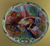 Musical Moments From The Wizard Of Oz OVER THE RAINBOW Plate #1 Premier Edition