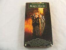 Robin Hood starring Kevin Costner - VHS