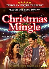 CHRISTMAS MINGLE  (DVD) (NEW) (RELEASED 5th NOVEMBER) (XMAS) (FREE POST)