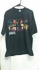 1999 Metallica S&M Black Concert Shirt