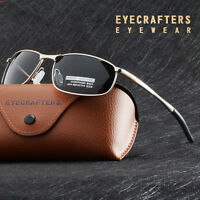 Polarized Sunglasses Mens Outdoor Sports Driving aviator Sunglasses Mirrored