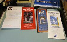 1998 College Basketball Camp Brochure Lot Gary Williams Tubby Smith Bob Hurley