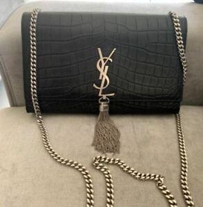YSL KATE MEDIUM TASSEL Handbag W box and dust bag