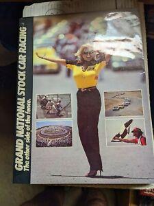 1982 Nascar Hardcover Miss Hurst Linda Vaughn