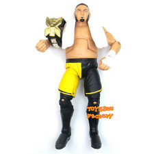 """ The Destroyer "" Samoa Joe NXT WWE Exclusive Wrestling Action Figure Child Toy"