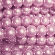 Multi Frosted Round Jewellery Making Beads
