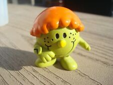 Vintage 1970s 1980s Mr. Men Little Miss Late Figure Toy Arby's Hargreaves