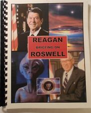 Reagan Briefing on Roswell -Top Secret Transcript re: Aliens UFOs on Earth