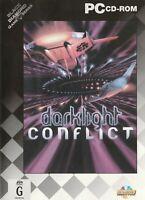Classic Pc Game - Darklight - Conflict