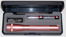 NEW Maglite Rose Gold Pro 272 Lumens LED SP2PSV7 Mini MAG 2-Cell AA Presentation
