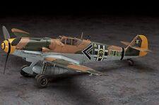CAPITAN HARLOCK Kit Modello 1/48 ARCADIA Messerschmitt BF109G-6 Hasegawa MODEL