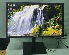 "Samsung S24E450BL 23.6"" Height Adjustable Monitor Black"