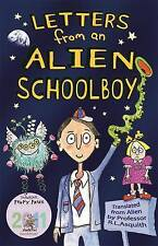 Good, Letters from an Alien Schoolboy, Ros Asquith, Book