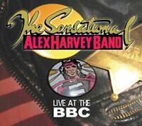 The Sensational Alex Harvey Band - Live At The BBC [CD]