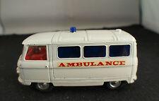 corgi 463 Commer 3/4 Ton châssis ambulance ancien 1964