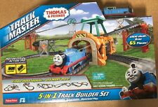 Fisher-Price Thomas ; Friends TrackMaster 5-in-1 Track Builder Set