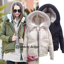 Down Winter Regular Size Coats & Jackets for Women