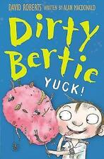 Yuck! (Dirty Bertie) by Alan MacDonald, Good Used Book (Paperback) FREE & FAST D