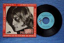 MICHEL POLNAREFF / EP DISC AZ EP 1089 / POCHETTE VERSO 1 / BIEM 1967 ( F )