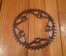 Chrome BMX 44t Chainring 110BCD Old School Freestyle Racing 44 Tooth