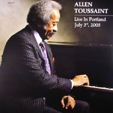 Allen Toussaint - Live In Portland July 3rd 2005 VINYL LP NEW
