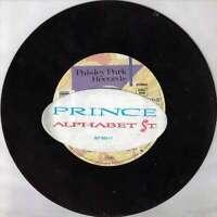 "Prince Alphabet St. 7"" Single Vinyl Schallplatte 18413"