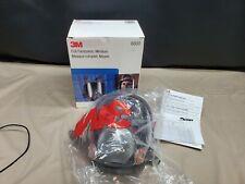 NEW 3M Full Facepiece Reusable Respirator Protection - MMM6800, Sz Medium