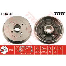 Bremstrommel, 1 Stück TRW DB4340