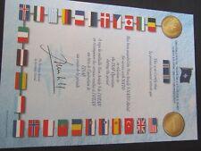 NATO Certificate naming service