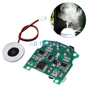 D20mm 113KHz Ultrasonic Mist Maker Atomizing Fogger Ceramic Humidifier with PCB