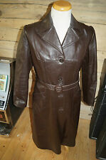 Glam Rock Leather 1970s Vintage Coats & Jackets for Women