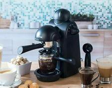 Salter Espressimo Barista Latte Espresso Coffee Machine Maker Black 5 Bar Pump