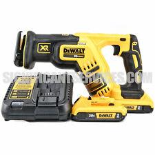 DeWALT DCS367B 20V MAX XR 2.0 Ah Li-Ion Compact Brushless Reciprocating Saw Kit