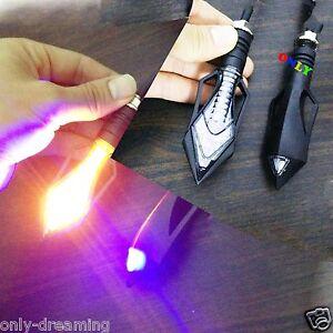 Motorcycle LED Turn Signal Tail Light Blinker Brake 4r BMW ATV UTV GO CART Buggy