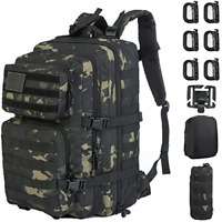 GZ XINXING 3 Day Assault Pack Military Tactical Army Molle Rucksack Backpack Bug