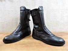 Belstaff Black Prince Boots UK 7 US 8 EU 41 Biker One brief wear glove soft