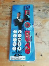 Spies In Disguise Promotional Digital Projector Wrist Watch NIP