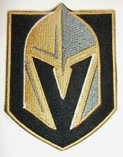 "Las Vegas Golden Knights Embroidered Patch~3 1/8"" x 2 1/4""~Iron Sew~Ships FREE"