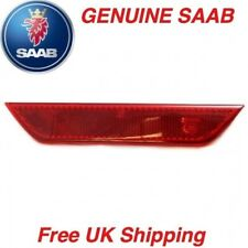 GENUINE SAAB 9-3 9-3 5DOOR & CV 2004-07 LEFT REAR BUMPER REFLECTOR 12777306 NEW