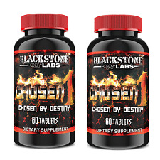 Blackstone Labs Chosen 1 (TWO PACK) - DHEA / DRY GAINS / MASS - FREE SHIPPING