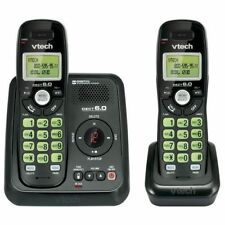 VTech CS6124-21 DECT 6.0 Cordless Phone and Answering System - 2 Handsets™