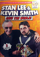 Stan Lee and Kevin Smith Save the World 2-Disc 3-Movie DVD Set