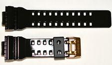 Original Casio G-Shock GA110GB-1A GD100GB-1A GDF100GB-1A black watch band