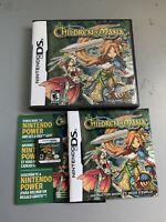 Children of Mana (Nintendo DS, 2006) Complete