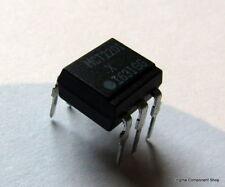 Transistor de entrada MCT2201X DC de salida Optoacoplador, 6-pin DIP6. vendedor del Reino Unido.