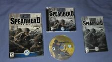 Medal of Honor Allied Assault * Spearhead * Expansion Pack PC CD-ROM Game