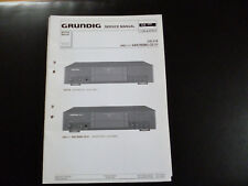 Original Service Manual Grundig CD 210 San Remo CD 21