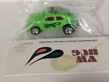 Hot Wheels - VW Bug / Volkswagen Beetle - GREEN - L.A. Convention Dinner RR