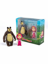 Popular cartoon movie set of toys Masha and the Bear from Russia 2 toys