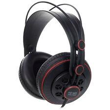 Superlux HD681 Stereo Kopfhörer Schwarz mit Zubehör 6.3 mm Adapter Neu
